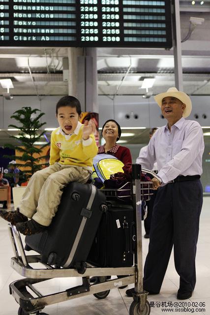 曼谷国际机场
